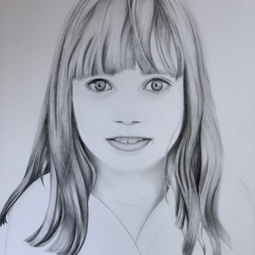 drawing of Lucy